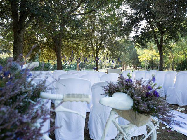 La boda de Grego y Alejandra en Llagostera, Girona 25