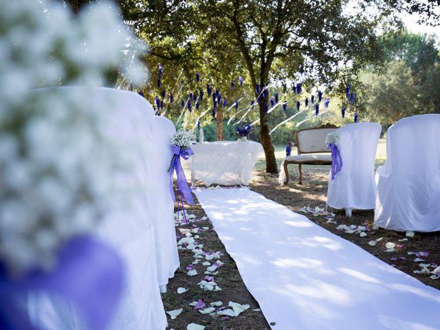 La boda de Grego y Alejandra en Llagostera, Girona 27