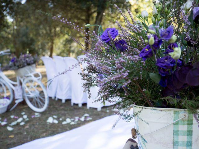 La boda de Grego y Alejandra en Llagostera, Girona 28