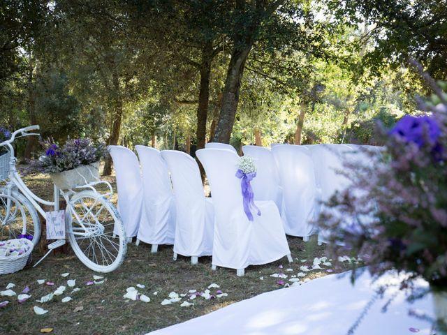 La boda de Grego y Alejandra en Llagostera, Girona 29