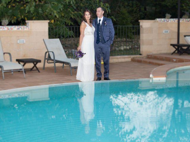 La boda de Grego y Alejandra en Llagostera, Girona 37