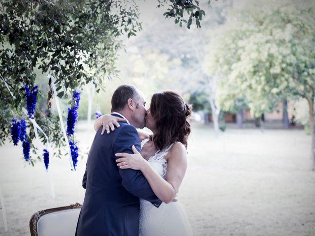 La boda de Grego y Alejandra en Llagostera, Girona 42