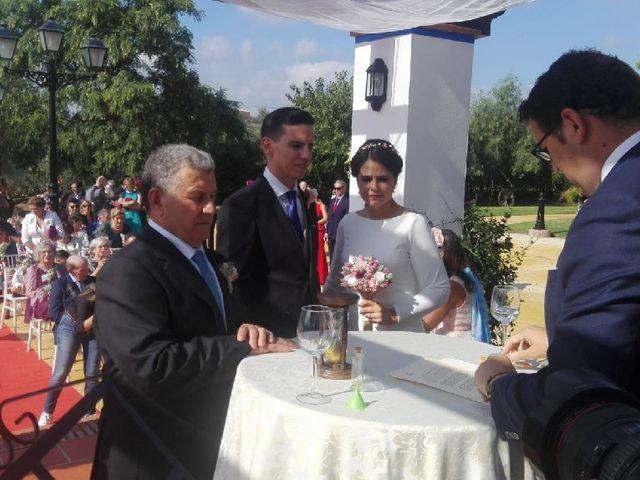 La boda de Alberto y Rocío en Gerena, Sevilla 1
