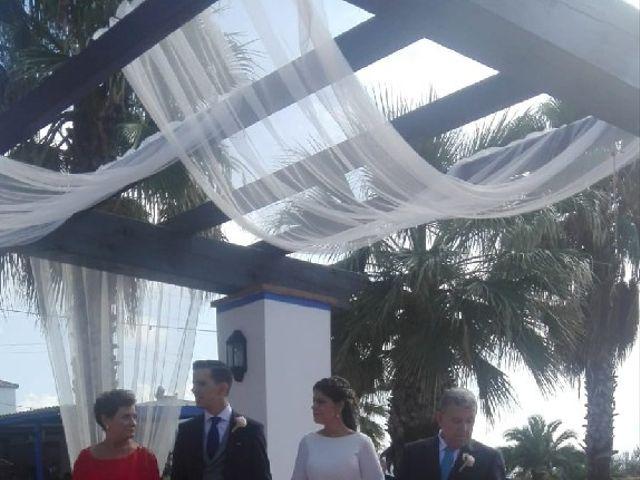 La boda de Alberto y Rocío en Gerena, Sevilla 4