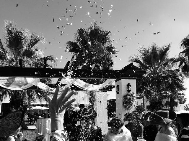 La boda de Alberto y Rocío en Gerena, Sevilla 5