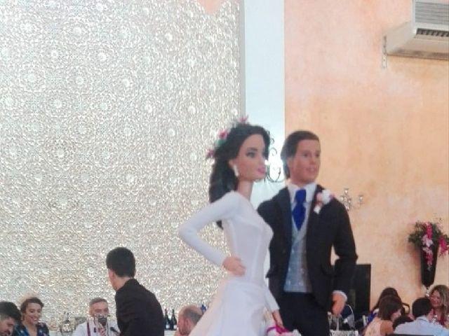 La boda de Alberto y Rocío en Gerena, Sevilla 9