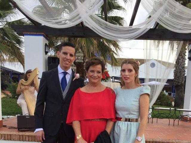 La boda de Alberto y Rocío en Gerena, Sevilla 10