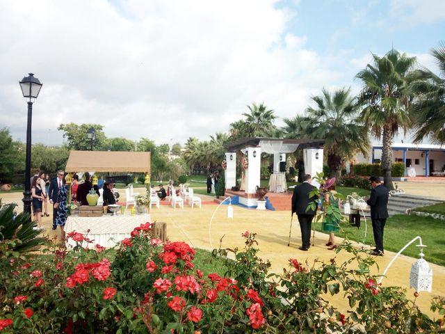 La boda de Alberto y Rocío en Gerena, Sevilla 11