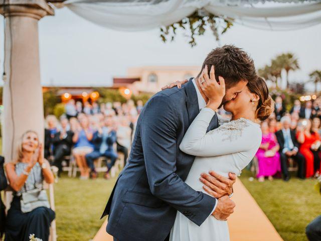 La boda de Lucía y Luis