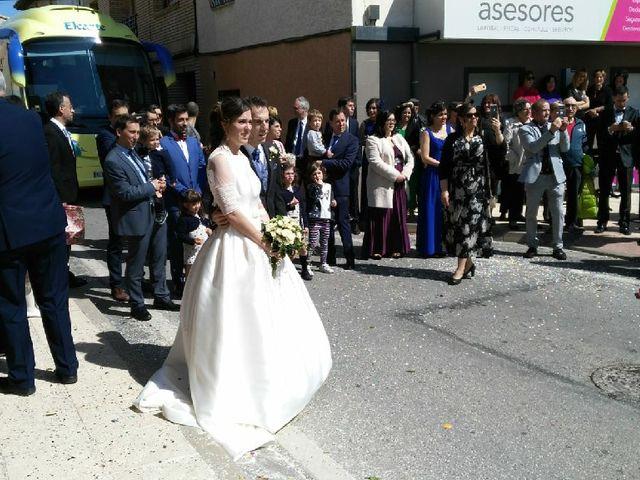La boda de Noemí y Martin en Barillas, Navarra 3