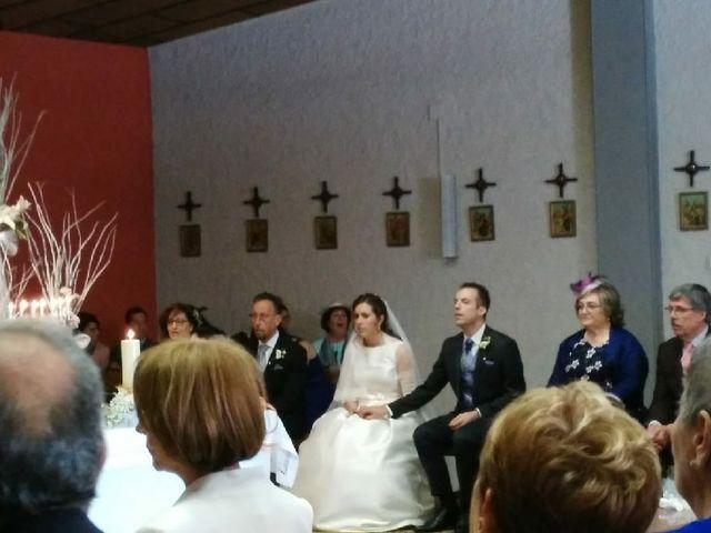 La boda de Noemí y Martin en Barillas, Navarra 6