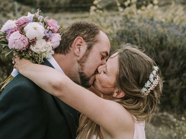 La boda de Miriam y Carlos  en Mondalon, Las Palmas 1