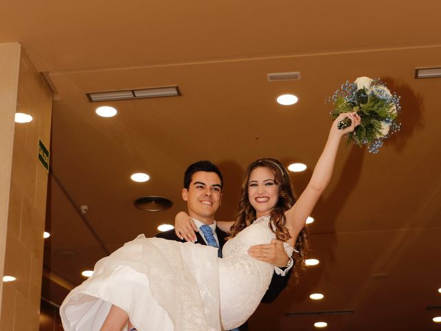 La boda de Daniel y Raquel en Las Rozas De Madrid, Madrid 1