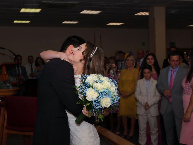 La boda de Daniel y Raquel en Las Rozas De Madrid, Madrid 2
