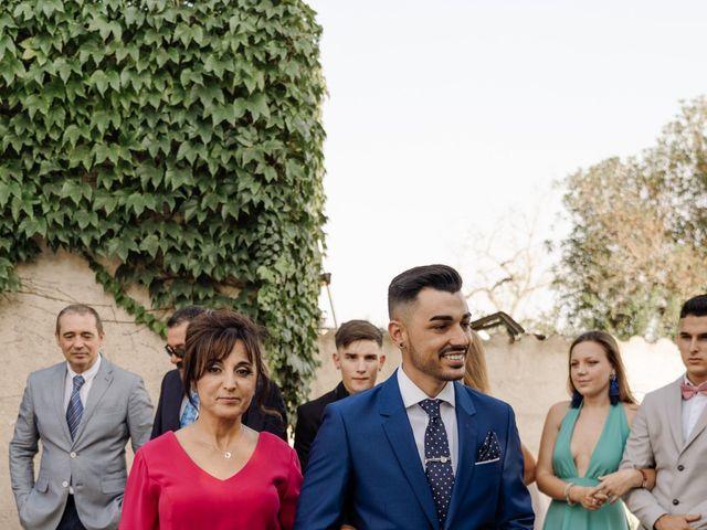 La boda de Óscar y Clara en Lluchmajor, Islas Baleares 42