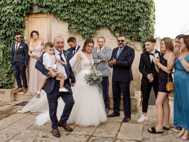 La boda de Óscar y Clara en Lluchmajor, Islas Baleares 44