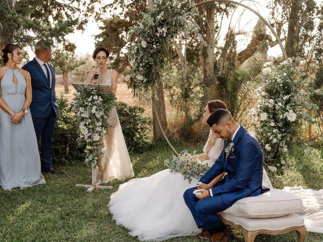 La boda de Óscar y Clara en Lluchmajor, Islas Baleares 50