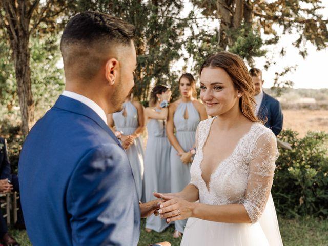 La boda de Óscar y Clara en Lluchmajor, Islas Baleares 54