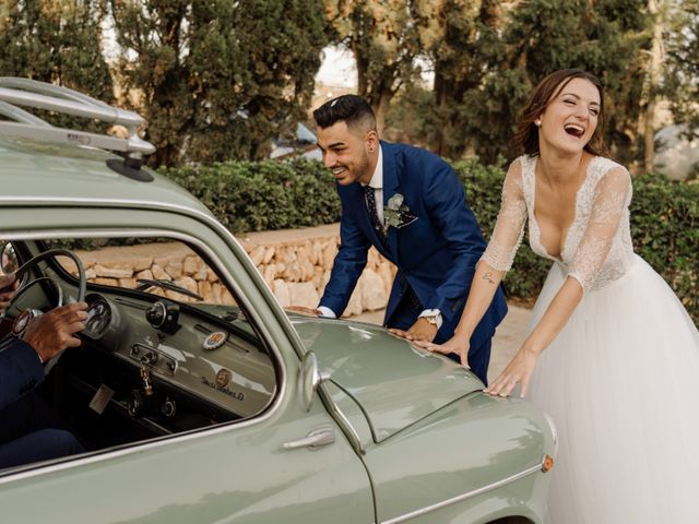 La boda de Óscar y Clara en Lluchmajor, Islas Baleares 55