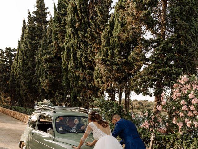 La boda de Óscar y Clara en Lluchmajor, Islas Baleares 56
