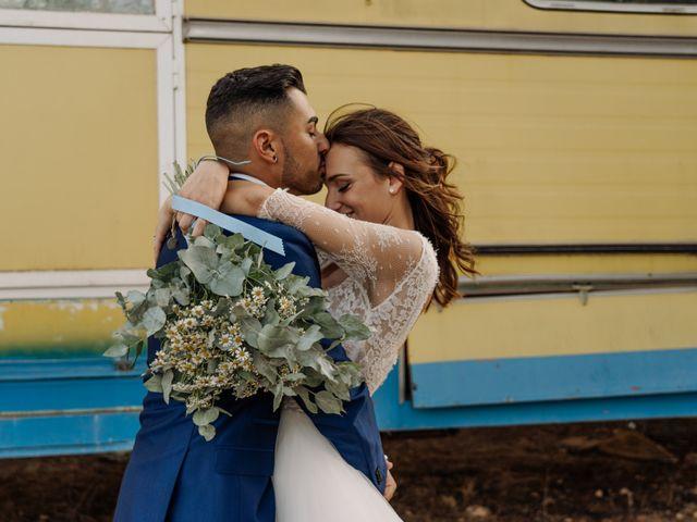 La boda de Óscar y Clara en Lluchmajor, Islas Baleares 57