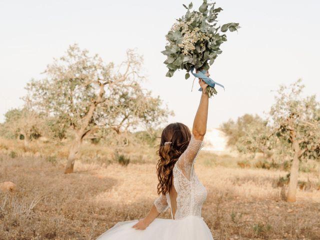 La boda de Óscar y Clara en Lluchmajor, Islas Baleares 61