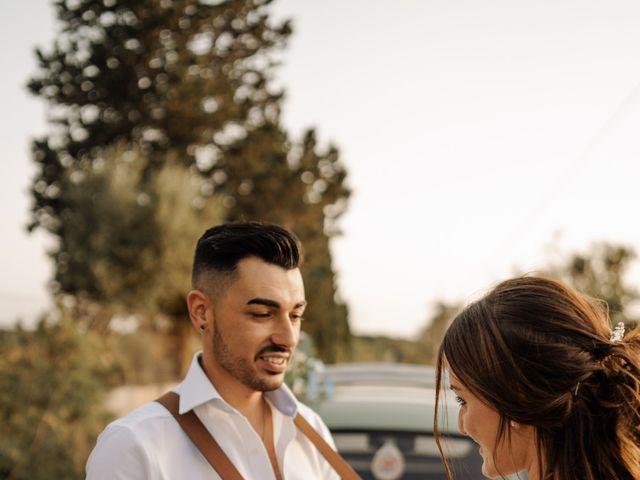 La boda de Óscar y Clara en Lluchmajor, Islas Baleares 63