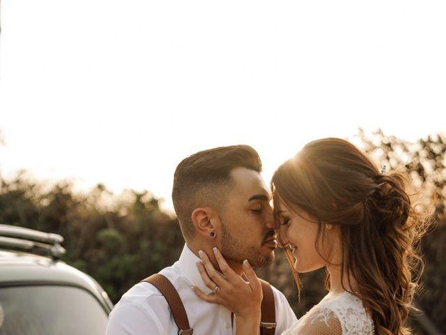 La boda de Clara y Óscar
