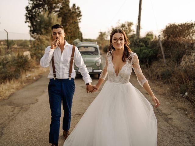 La boda de Óscar y Clara en Lluchmajor, Islas Baleares 64