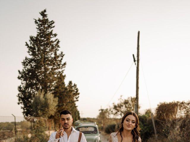 La boda de Óscar y Clara en Lluchmajor, Islas Baleares 2