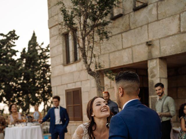 La boda de Óscar y Clara en Lluchmajor, Islas Baleares 65