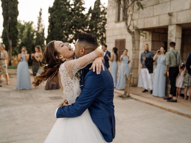 La boda de Óscar y Clara en Lluchmajor, Islas Baleares 66