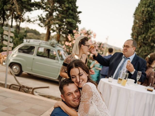 La boda de Óscar y Clara en Lluchmajor, Islas Baleares 67