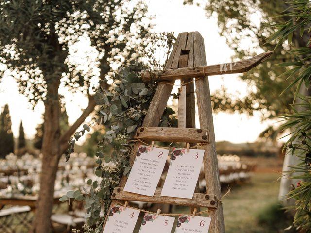 La boda de Óscar y Clara en Lluchmajor, Islas Baleares 68