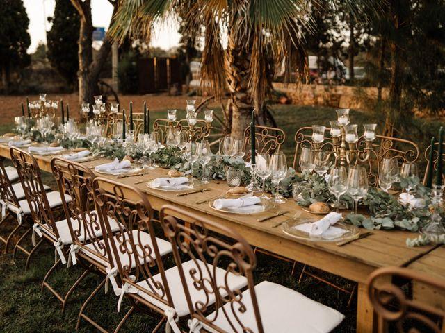 La boda de Óscar y Clara en Lluchmajor, Islas Baleares 71