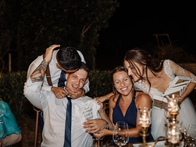 La boda de Óscar y Clara en Lluchmajor, Islas Baleares 78
