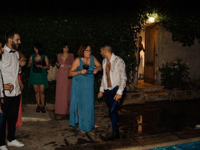 La boda de Óscar y Clara en Lluchmajor, Islas Baleares 92