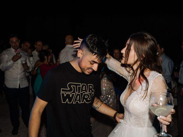 La boda de Óscar y Clara en Lluchmajor, Islas Baleares 93