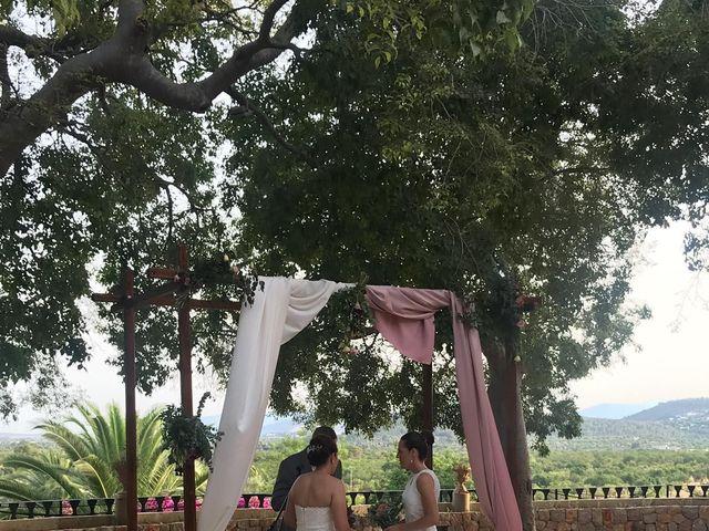 La boda de Tamara y Alicia en Son Termes, Islas Baleares 2