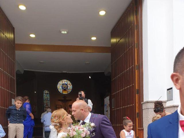 La boda de Miguel  y Cynthia en Fuengirola, Málaga 1