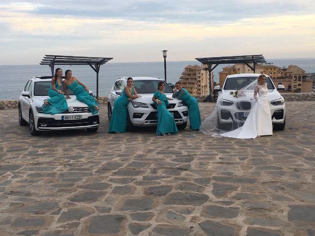 La boda de Miguel  y Cynthia en Fuengirola, Málaga 8