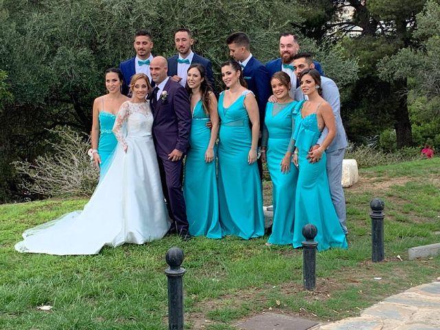 La boda de Miguel  y Cynthia en Fuengirola, Málaga 10