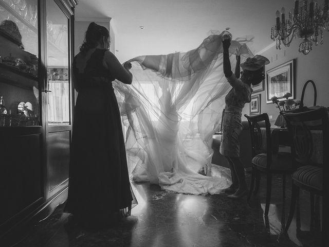 La boda de Kiko y Laura en Almería, Almería 7