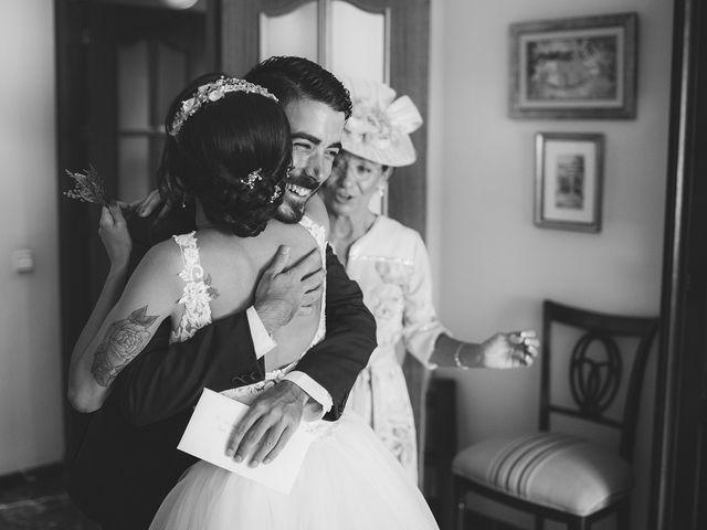 La boda de Kiko y Laura en Almería, Almería 9