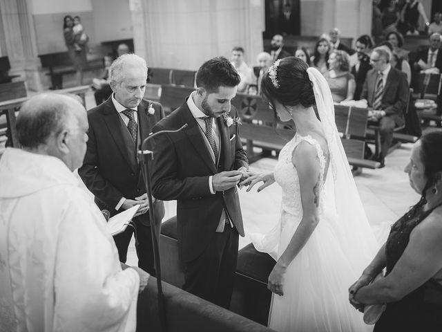 La boda de Kiko y Laura en Almería, Almería 14