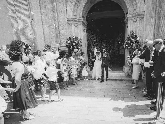 La boda de Kiko y Laura en Almería, Almería 16