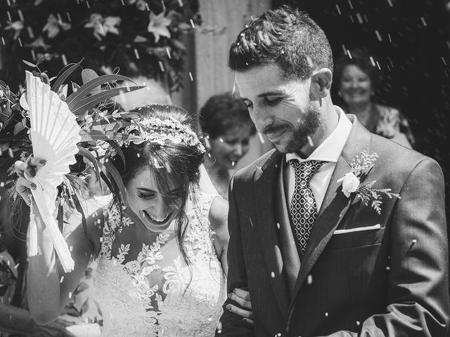 La boda de Kiko y Laura en Almería, Almería 17