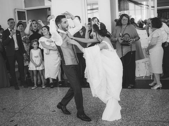 La boda de Kiko y Laura en Almería, Almería 20
