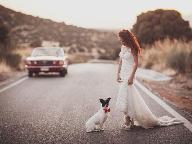 La boda de Kiko y Laura en Almería, Almería 48