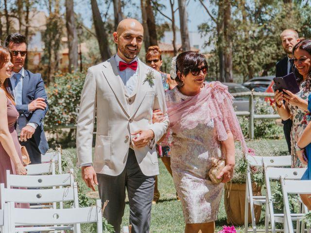 La boda de Juan Carlos y Azahara en El Puerto De Santa Maria, Cádiz 16
